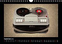 Dampfradios - Antike Radios mit Charme und Patina (Wandkalender 2019 DIN A4 quer) - Produktdetailbild 9