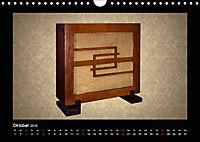 Dampfradios - Antike Radios mit Charme und Patina (Wandkalender 2019 DIN A4 quer) - Produktdetailbild 10