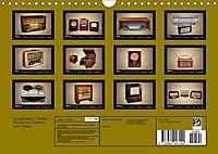 Dampfradios - Antike Radios mit Charme und Patina (Wandkalender 2019 DIN A4 quer) - Produktdetailbild 13