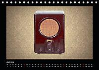 Dampfradios - Antike Radios mit Charme und Patina (Tischkalender 2019 DIN A5 quer) - Produktdetailbild 7