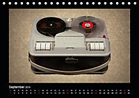 Dampfradios - Antike Radios mit Charme und Patina (Tischkalender 2019 DIN A5 quer) - Produktdetailbild 9