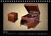 Dampfradios - Antike Radios mit Charme und Patina (Tischkalender 2019 DIN A5 quer) - Produktdetailbild 6