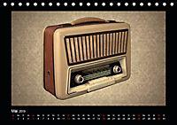 Dampfradios - Antike Radios mit Charme und Patina (Tischkalender 2019 DIN A5 quer) - Produktdetailbild 5