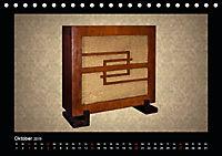 Dampfradios - Antike Radios mit Charme und Patina (Tischkalender 2019 DIN A5 quer) - Produktdetailbild 10