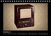 Dampfradios - Antike Radios mit Charme und Patina (Tischkalender 2019 DIN A5 quer) - Produktdetailbild 11