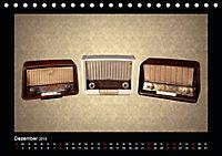 Dampfradios - Antike Radios mit Charme und Patina (Tischkalender 2019 DIN A5 quer) - Produktdetailbild 12