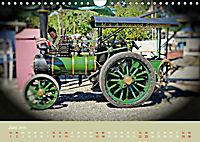 Dampftraktormodelle 1:3 beim Dampfmodellbautreffen in Bisingen (Wandkalender 2019 DIN A4 quer) - Produktdetailbild 6