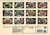 Dampftraktormodelle 1:3 beim Dampfmodellbautreffen in Bisingen (Wandkalender 2019 DIN A4 quer) - Produktdetailbild 13