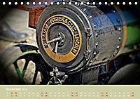 Dampftraktormodelle 1:3 beim Dampfmodellbautreffen in Bisingen (Tischkalender 2019 DIN A5 quer) - Produktdetailbild 11