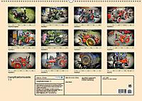 Dampftraktormodelle 1:3 beim Dampfmodellbautreffen in Bisingen (Wandkalender 2019 DIN A2 quer) - Produktdetailbild 13