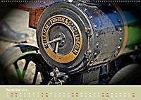 Dampftraktormodelle 1:3 beim Dampfmodellbautreffen in Bisingen (Wandkalender 2019 DIN A2 quer) - Produktdetailbild 11