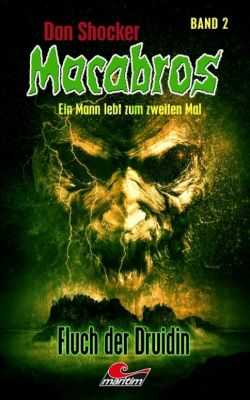 Dan Shocker's Macabros 2, Dan Shocker