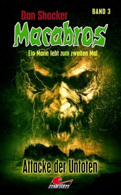 Dan Shocker's Macabros 3, Dan Shocker