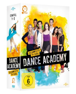 Dance Academy - Die komplette Serie, Xenia Goodwin,Alicia Banit Cariba Heine