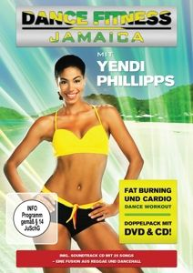 Dance Fitness Jamaica, Yendi Phillipps