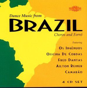 Dance Music From Brazil, Os Ingenuos, Oficina De Cordas