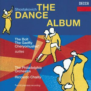 Dance (Orchestersuiten), Riccardo Chailly, Pdo