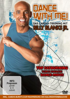 Dance with me! - Cardio-Training mit Billy Blanks jr., Billy Jr Blanks