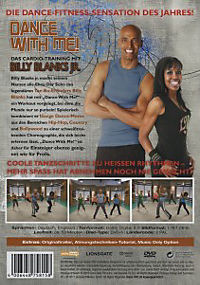 Dance with me! - Cardio-Training mit Billy Blanks jr. - Produktdetailbild 1