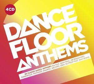 Dancefloor Anthems 2, Diverse Interpreten