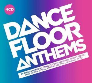 Dancefloor Anthems, Diverse Interpreten