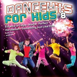 Dancehits For Kids (Vol.8), Kiddy Club