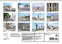 DANCERS IN THE CITY L'Oeil et le Mouvement (Wall Calendar 2019 DIN A3 Landscape) - Produktdetailbild 13