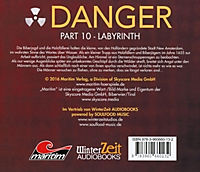 Danger - Labyrinth, 1 Audio-CD - Produktdetailbild 1