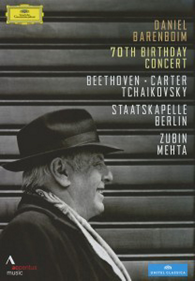 Daniel Barenboim Konzert Zum 70 Geburtstag Von Ludwig Van Beethoven