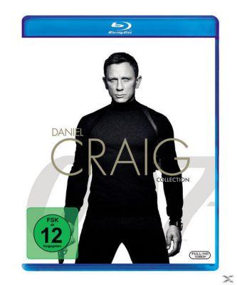 Daniel Craig Collection incl. Spectre, Paul Haggis, Neal Purvis, Ian Fleming, Robert Wade, John Logan, Patrick Marber, Jez Butterworth