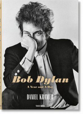 Daniel Kramer. Bob Dylan: A Year and a Day, D KRAMER
