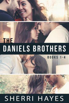 Daniels Brothers Books 1-4, Sherri Hayes