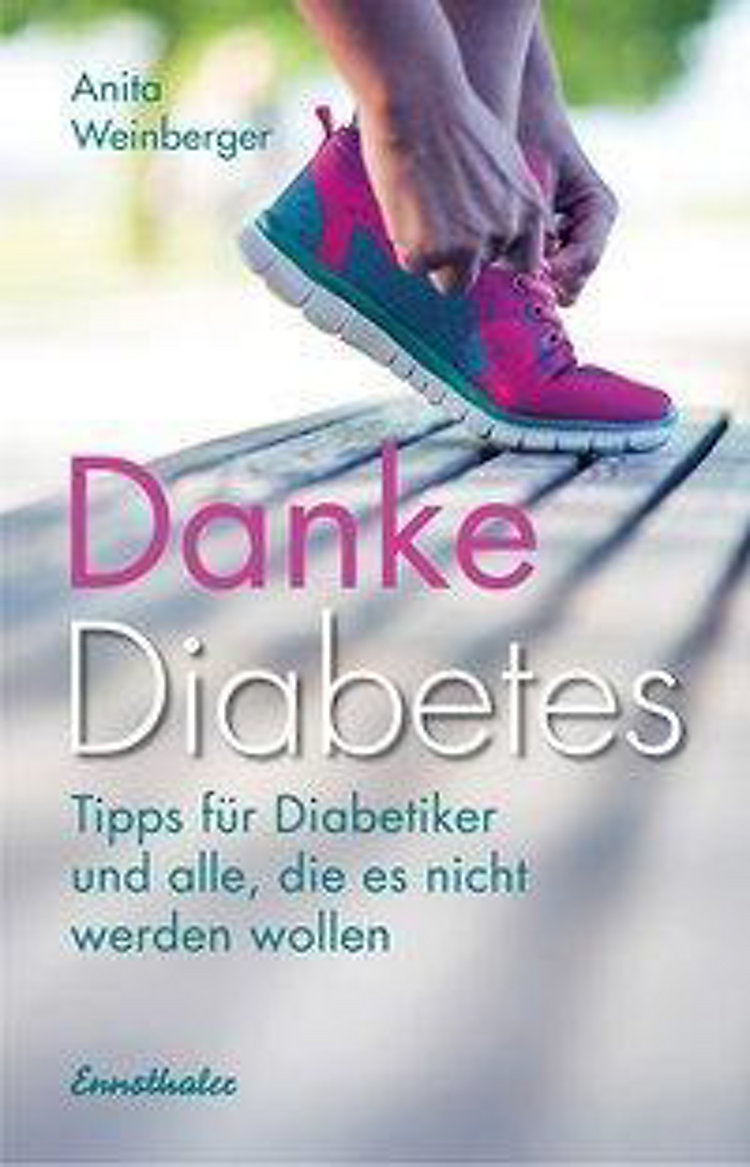 Danke Diabetes Buch Jetzt Bei Weltbildde Online Bestellen