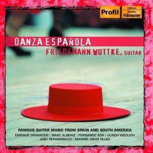 Danza Espanola, Friedemann Wuttke