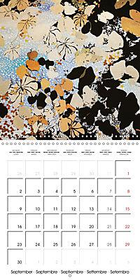 Daphne's Art 2019 (Wall Calendar 2019 300 × 300 mm Square) - Produktdetailbild 9