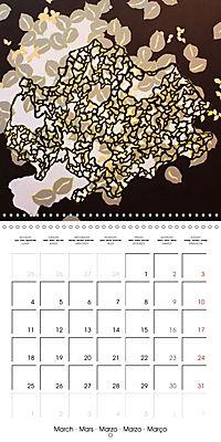 Daphne's Art 2019 (Wall Calendar 2019 300 × 300 mm Square) - Produktdetailbild 3