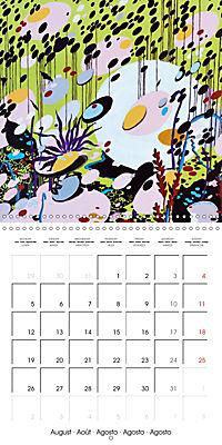 Daphne's Art 2019 (Wall Calendar 2019 300 × 300 mm Square) - Produktdetailbild 8