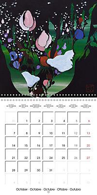 Daphne's Art 2019 (Wall Calendar 2019 300 × 300 mm Square) - Produktdetailbild 10