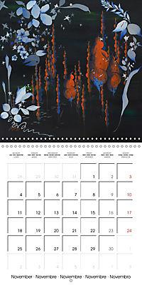 Daphne's Art 2019 (Wall Calendar 2019 300 × 300 mm Square) - Produktdetailbild 11