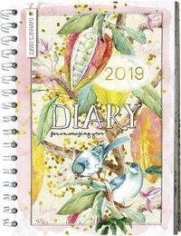 Daphne's Diary - Taschenkalender 2019