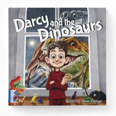 Darcy and the Dinosaurs, Nicole Madigan