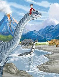 Darcy and the Dinosaurs - Produktdetailbild 1