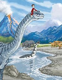 Darcy and the Dinosaurs - Produktdetailbild 3