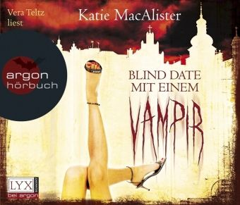Dark One Band 1: Blind Date mit einem Vampir (4 Audio-CDs), Katie MacAlister