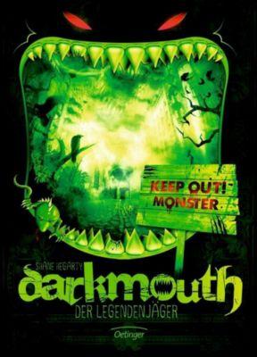 Darkmouth Band 1: Der Legendenjäger, Shane Hegarty