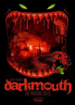 Darkmouth Band 2: Die andere Seite, Shane Hegarty