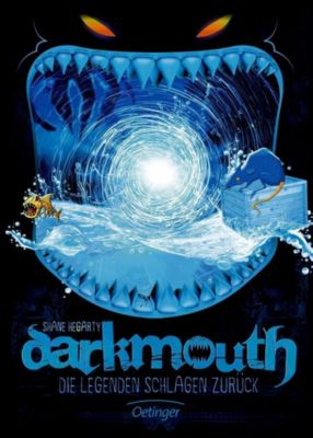 Darkmouth - Die Legenden schlagen zurück, Shane Hegarty