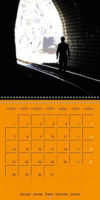 Darkness and Hope (Wall Calendar 2019 300 × 300 mm Square) - Produktdetailbild 1
