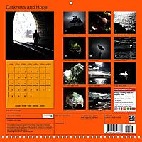 Darkness and Hope (Wall Calendar 2019 300 × 300 mm Square) - Produktdetailbild 13