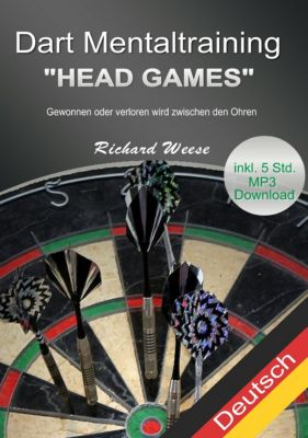 Dart Mentaltraining Head Games, Richard Weese